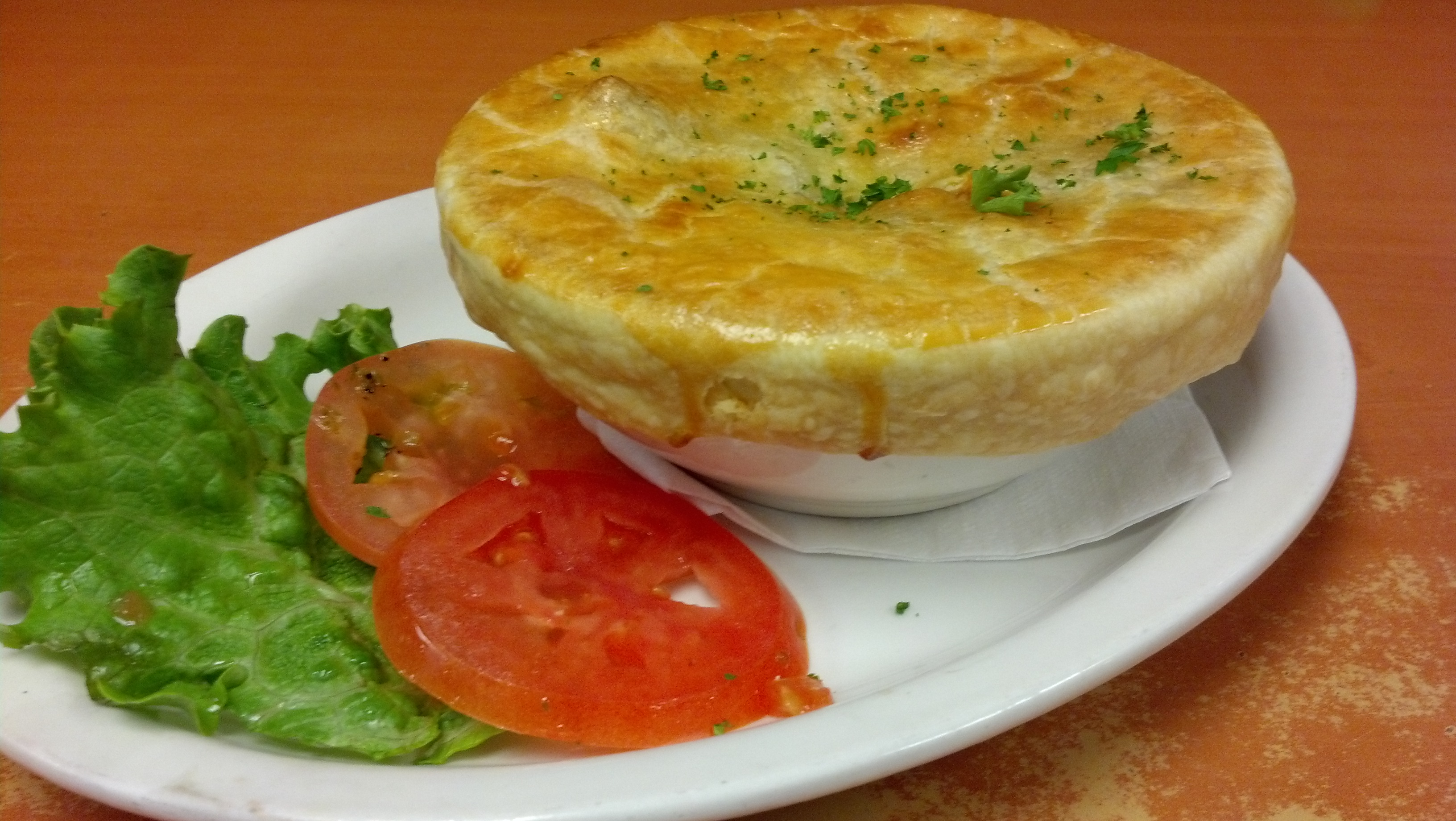 chicken pot pie, homestyle restaurant littleton, co